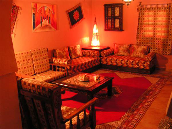 Restaurant Marocain Tours Soleil